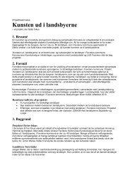 Download projektbeskrivelsen her - LAG Favrskov