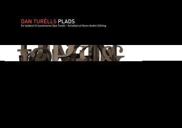 Materiale om Kenn André Stillings skulptur - Turéll-samlingen