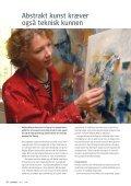 Læreren blev kunstner på heltid - majken Bilgrav Sørensen - Page 2