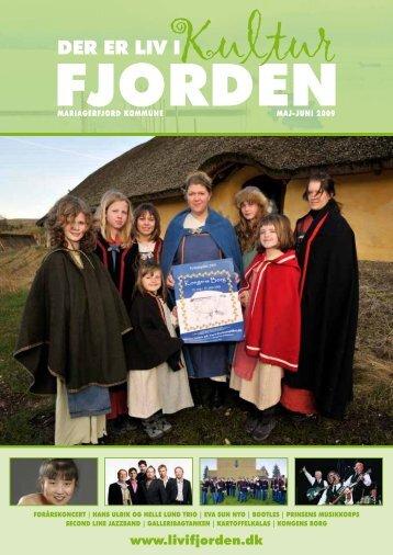 DER ER LIV I - Liv I Fjorden