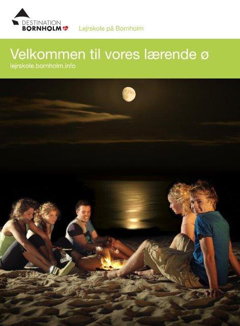 Lejrskole Bornholm - Lejrskolebrochure - til download el. print