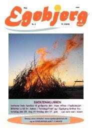 maj 2008 - Egebjergklubben