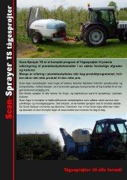 2012 Scan-Sprayer Tågesprøjter - Scan-Agro