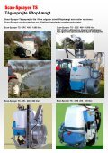 2012 Scan-Sprayer Tågesprøjter - Scan-Agro - Page 2