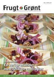 Farverige måltider med delikate rodfrugter - Gartneribladene
