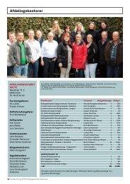 En præsentation af afdelingskontorerne, Lundsgade og BSJ