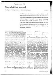 Piezoelektrisk keramik - Materials.dk