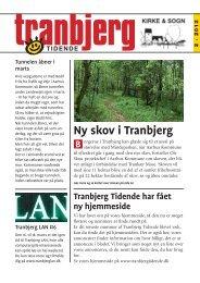 Ny skov i Tranbjerg - Tranbjerg Tidende