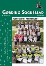 GlædeliG jul - Gørding.dk
