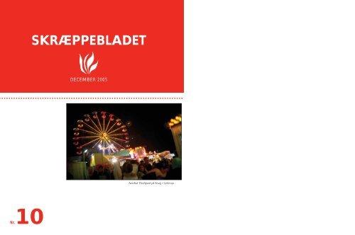 Omslag SKABELON - Skræppebladet