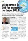 DM for transport- lærlinge er med til at udbrede kendskabet til ... - Page 4