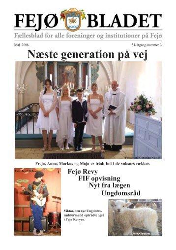 Læs bladet - Fejø