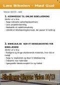 download - Bibellæser-Ringen i Danmark - Page 5