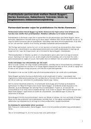 Læs artikel om det sociale partnerskab i Herlev - Cabi