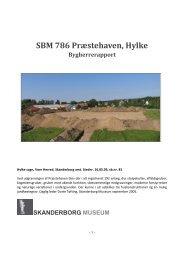 SBM 786 Præstehaven, Hylke - Skanderborg Museum