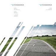 Virksomheds introduktionsfolder - ViaDania