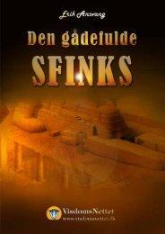 DEN GÅDEFULDE SFINKS - Erik Ansvang - Visdomsnettet