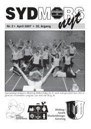 Sydmors Nyt 2-2007.indd - Sydmors IF