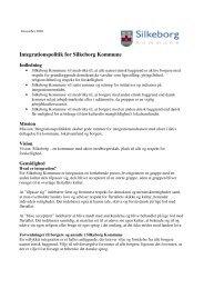 Integrationspolitikken (pdf) - Silkeborg Kommune