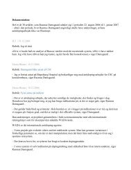 Dokumentation: Her er de 30 artikler, som Rasmus ... - Berlingske