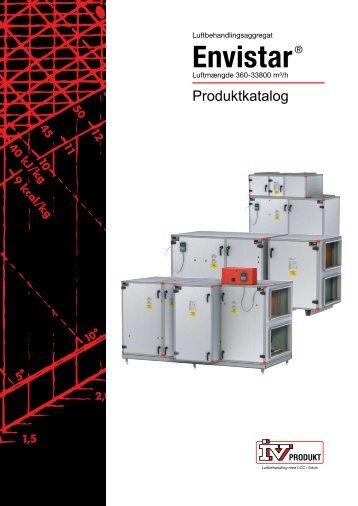 Envistar® - IV Produkt