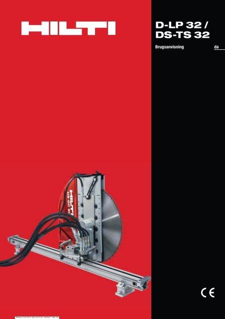 Adobe Acrobat fil 2.4 MB dansk - Hilti Danmark A/S