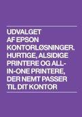 Download produktbrochure - Epson Europe - Page 2