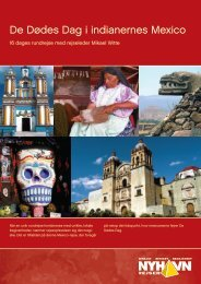 De Dødes Dag i indianernes Mexico - Politiken Plus