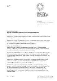 SKRs høringssvar FINAL - Kunst.dk