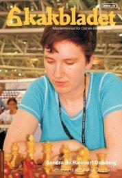 Sandra de Blecourt Dalsberg - Dansk Skak Union