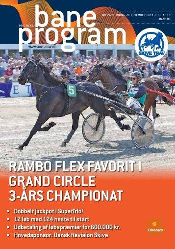 20. november Grand Circle 3-års Championat for Hingste/Vallakker ...