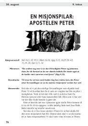 9 - Bibelstudier