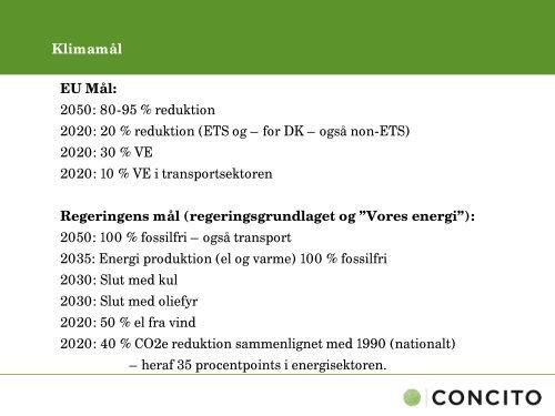 Biobrændsler, naturgas, fjernvarme - hvad skal vi vælge?