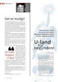 U-land i minusgrader - Folkekirkens Nødhjælp - Page 2