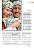 U-land i minusgrader - Folkekirkens Nødhjælp - Page 3