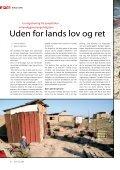U-land i minusgrader - Folkekirkens Nødhjælp - Page 6