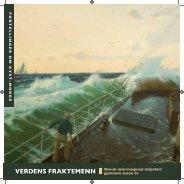 VERDENS FRAKTEMENN - Fortellinger om kyst-Norge