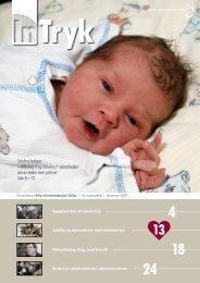 personaleblad InTryk - Aarhus Universitetshospital