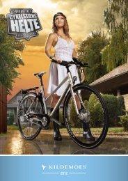 Kildemoes Katalog 2012 - Kildemoes Cykelfabrik A/S - Forsiden