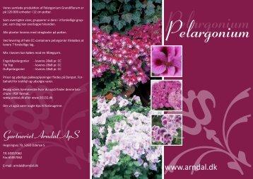 Brochure - Gartneriet Arndal