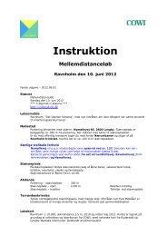 Instruktion Mellemdistanceløb - Søllerød Orienteringsklub
