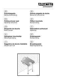 SANSIBAR - Invacare