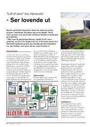 Installasjon av varmepumpe på Hanevold Gartneri - Nordisk ...