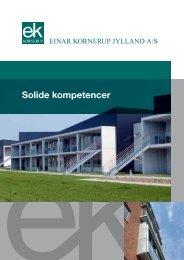 Solide kompetencer - Kornerup