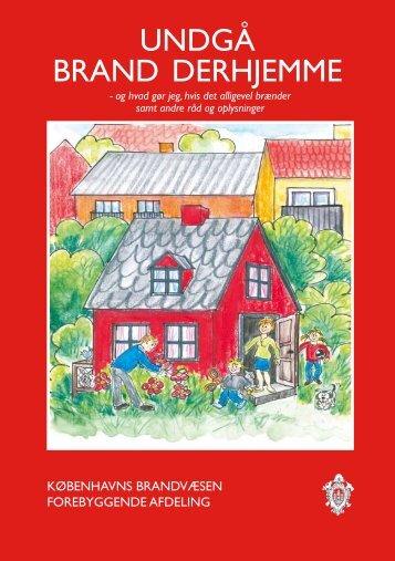 Undgå brand i hjemmet - Københavns Brandvæsen