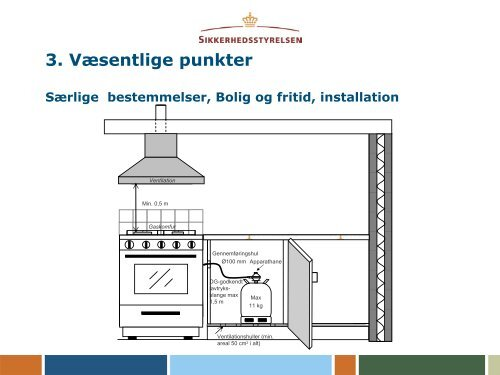 Nyt Gasreglement B-5 Installationsforskrifter for F-gas