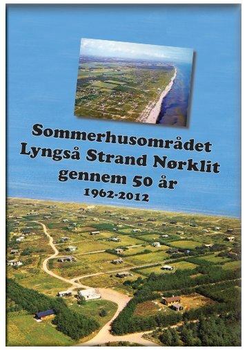 Sommerhusområdet Lyngså Strand Nørklit gennem 50 år