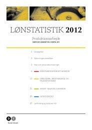 lønstatistik 2012 - DI
