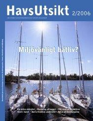 HavsUtsikt nr 2,2006 - Havet.nu