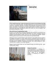 Garverier - Videncenter for Jordforurening